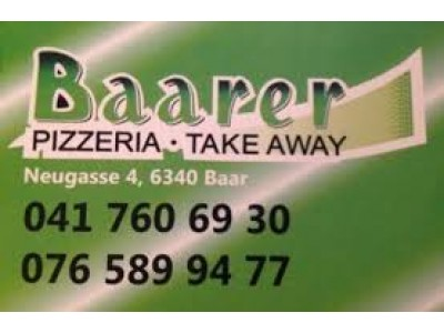 Baarer Pizzeria + Take Away